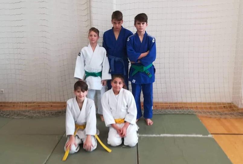 Zapažen rezultat petero mladih boraca JK Ippona na međunarodnom turniru Profectus Kup u Samoboru