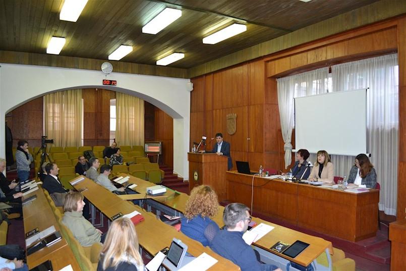 Službeno izvješće sa 21. redovne sjednice Gradskog vijeća Grada Labina