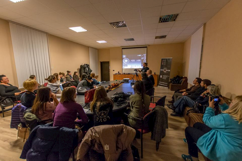 Udruga Fotovun organizira radionicu digitalne obrade fotografija