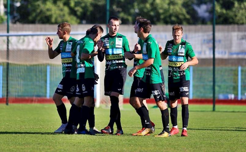 Poraz NK Rudara u pripremnoj utakmici od NK Vinodola