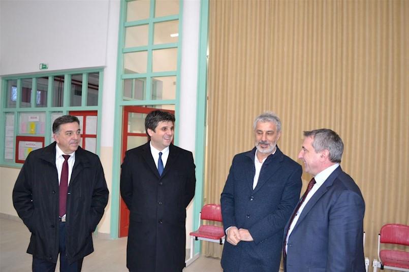 Labin je šampion energetske obnove: u tri godine gotovo 39 milijuna kuna investicija | Grad Labin posjetio ministar Predrag Štromar