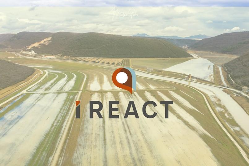 Post festum poplava u Općini Raša: uz pomoć aplikacije I-REACT potičite građane na smanjenje utjecaja od poplava i ostalih ekstremnih vremenskih uvjeta