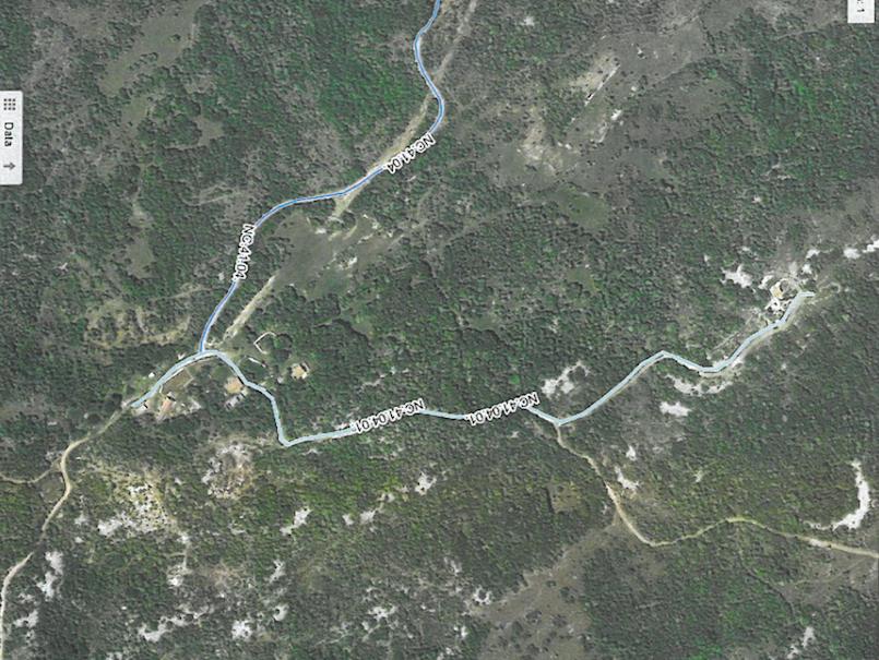 Poziv vlasnicima nekretnina uz cestu na području Gora Glušići - Mikaljini