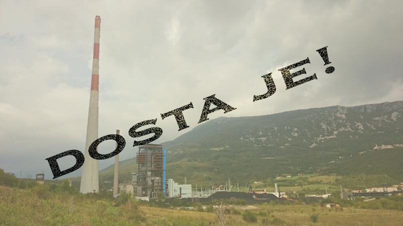 Građanska inicijativa Labinštine: MZOE ne smije izdati Rješenje o okolišnoj dozvoli za TE Plomin 1. DOSTA JE!