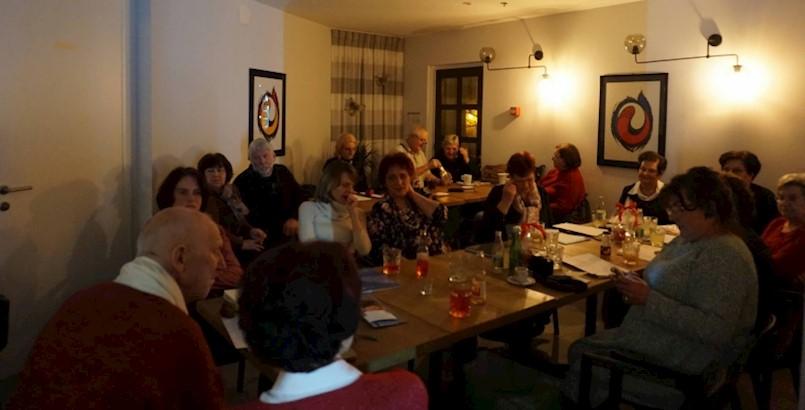 Labinski pjesnici i njihovi gosti u hotelu La Loggia