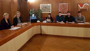 Održana 5. sjednica Savjeta mladih Grada Labina