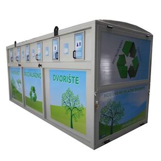 Obavijest o postavljanju mobilnog reciklažnog dvorišta na području Općine Kršan
