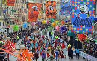 Tri labinske maškarane grupe na velikom Riječkom karnevalu