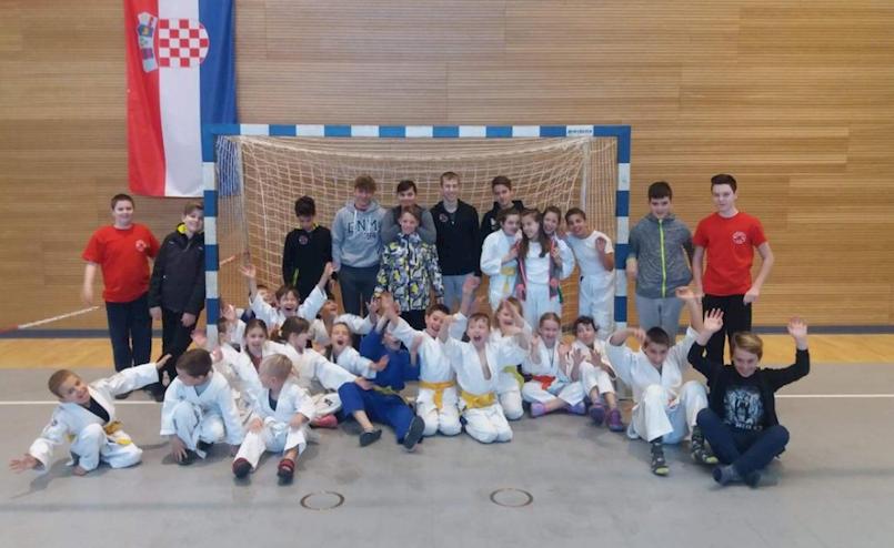 Odlični rezultati JK Ippona Labin na judo turniru Labinska republika