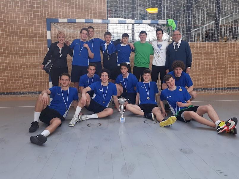 Labinski srednjoškolci prvaci Županije u rukometu