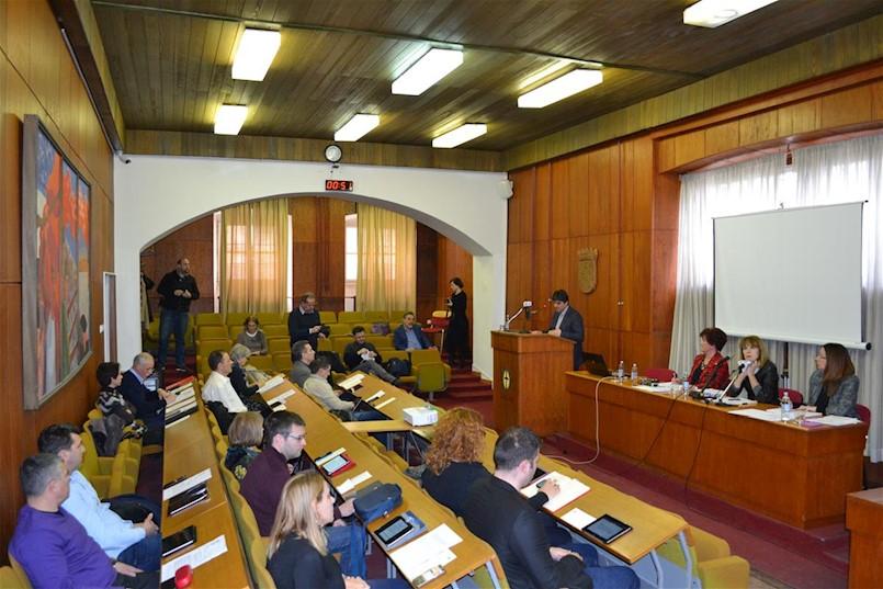 Izvješće sa 22. redovne sjednice Gradskog vijeća Grada Labina
