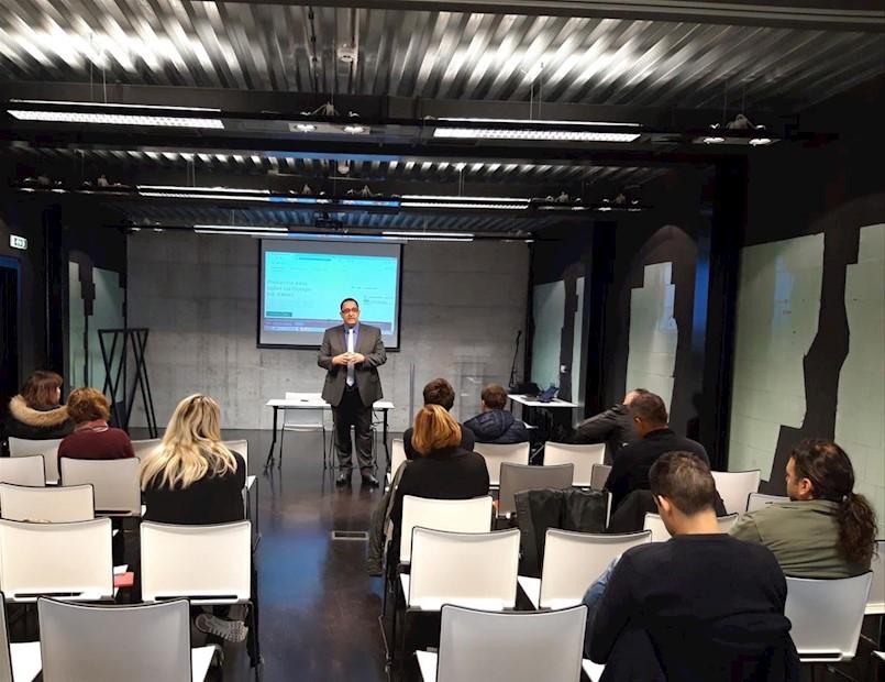 """U organizaciji Grada Labina održana radionica """"Digitalni marketing"""""""