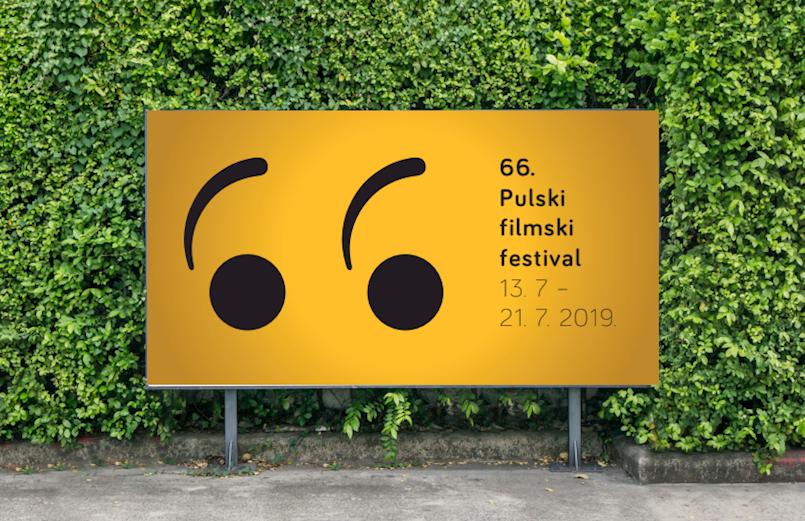 Predstavljen vizualni identitet 66. Pulskog filmskog festivala
