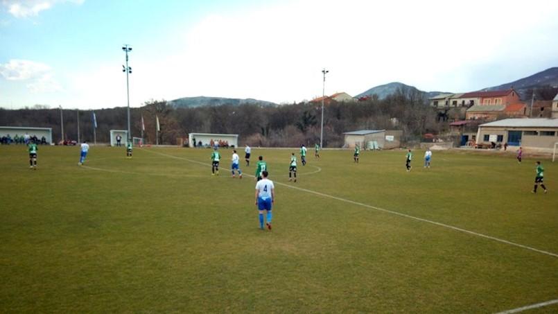 NK NAPRIJED – NK RUDAR 3:2 (1:2)Seniori poraženi golom u posljednjoj minuti