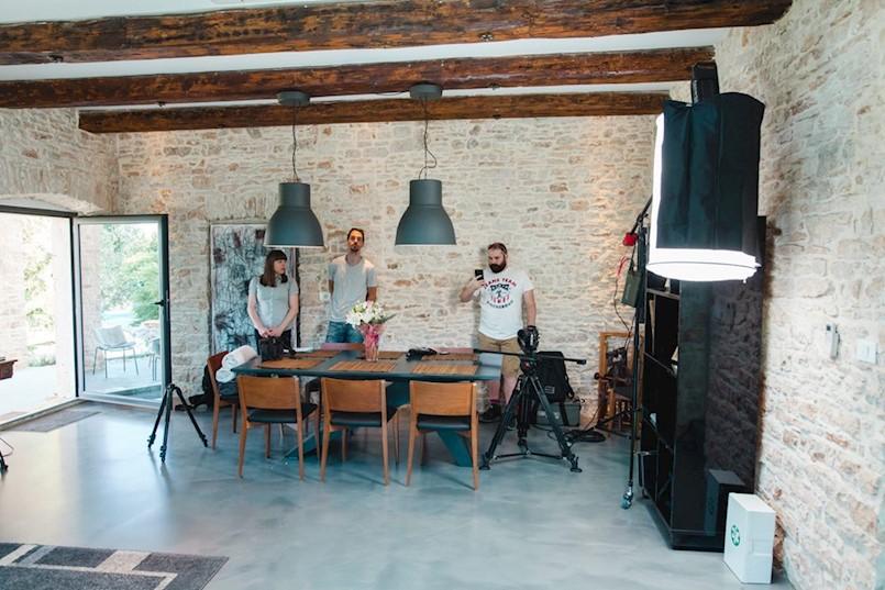 Mlada i afirmirana labinska tvrtka Level 52;   Kreativni Labinjani uspješno snimaju spotove i kratke reklamne filmove