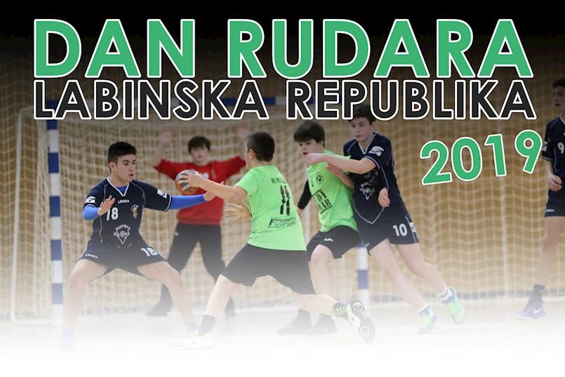 [NAJAVA] Turnir Dan rudara - Labinska republika 2019