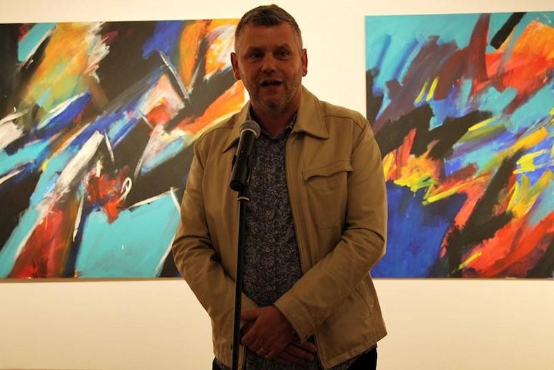 Razgovor s Davorom Klimanom povodom njegove nove izložbe u Labinu