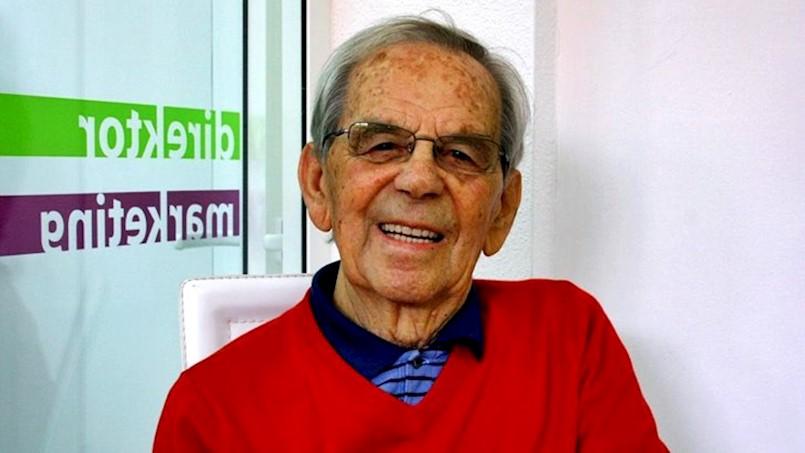 Čestitka NK Rudara Antonu Toniju Gregoriću povodom 99. rođendana