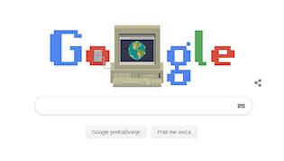 I Google slavi trideseti rođendan World Wide Weba