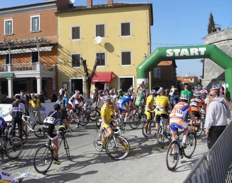 """Prva etapa biciklističke utrke """"Istarsko proljeće"""" ovog petka u Labinu"""
