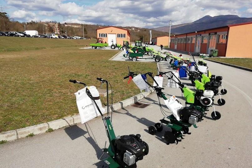 Čepić polje | Entrada proširuje djelatnost i čini iskorak u poslovanju: Počinje distribucija južnokorejskog Kioti traktora