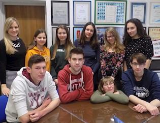 Dramska grupa Srednje škole Mate Blažine pozvana na Državnu smotru LiDraNo