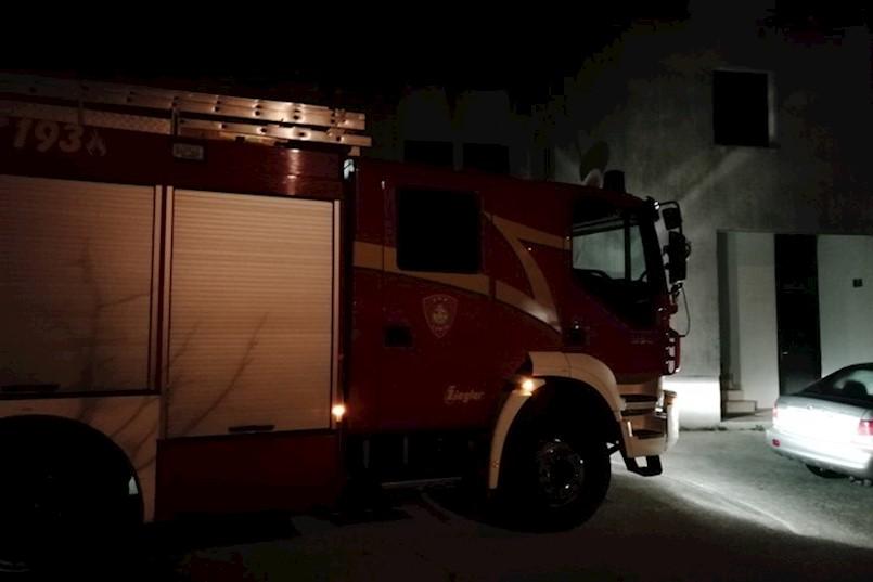 Vatrogasci intervenirali zbog zapaljenja dimnjaka na Katurama