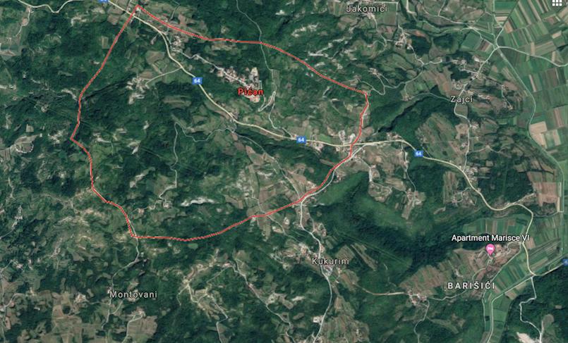 [OBRAZAC] Općina Pićan ažurira cjelokupnu evidenciju obveznika komunalne naknade | Obrazac za prijavu dostaviti do 25. ožujka 2019. godine