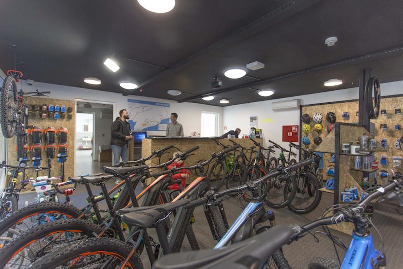 Bike Center Rabac treću godinu zaredom otvorio svoja vrata