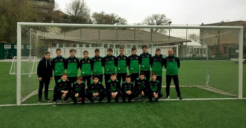 Mladi nogometaši Rudara gostovali u Italiji