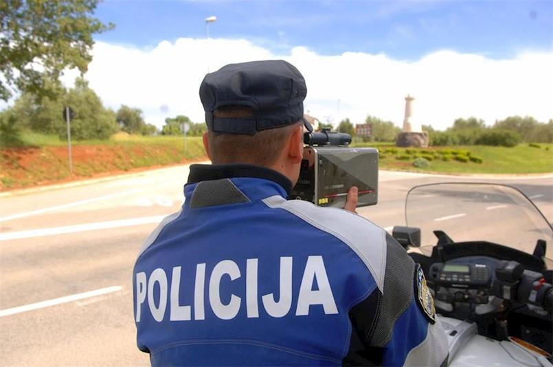 PU Istarska poziva građane da predlože lokacije za nadzor brzine