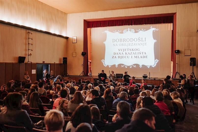 Obilježen Svjetski dan kazališta za djecu i mlade