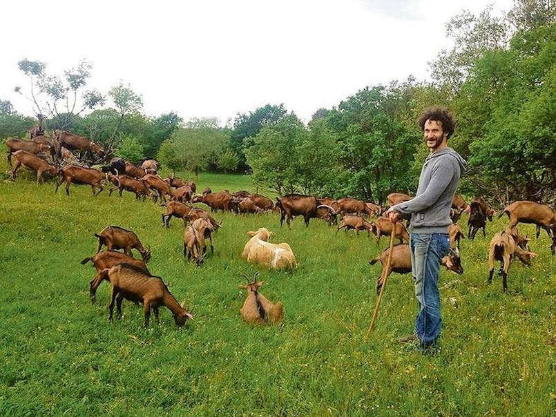 Osebujni doktor znanosti dobio prestižnu stipendiju na temelju ideje koja mu je sinula dok je čuvao koze u Šumberu