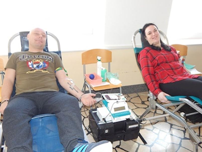Na akciji darivanja krvi u Labinu prikupljeno 50 doza