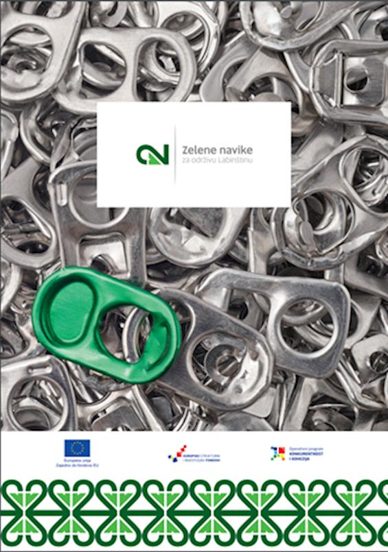 """Predstavljamo dizajn i koncept projekta """"Zelene navike za održivu Labinštinu"""""""