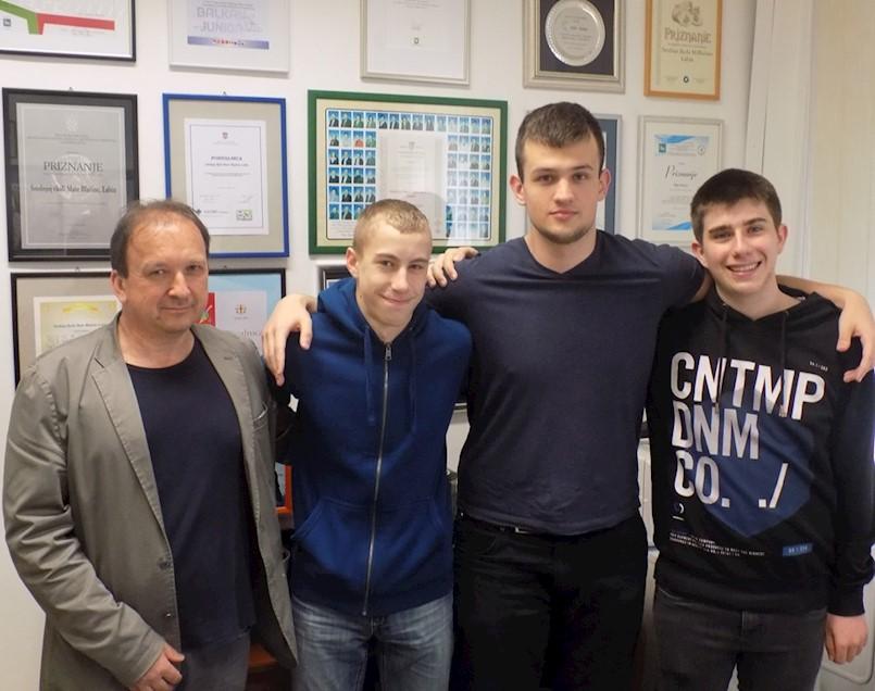 Učenici Srednje škole Mate Blažine uspješni na županijskom natjecanju iz fizike