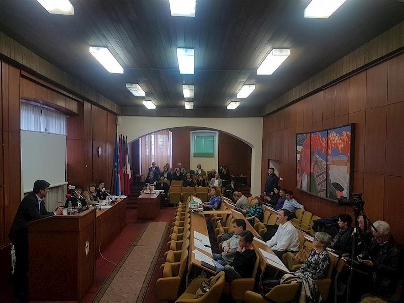 Službeno izvješće sa 23. redovne sjednice Gradskog vijeća Grada Labina