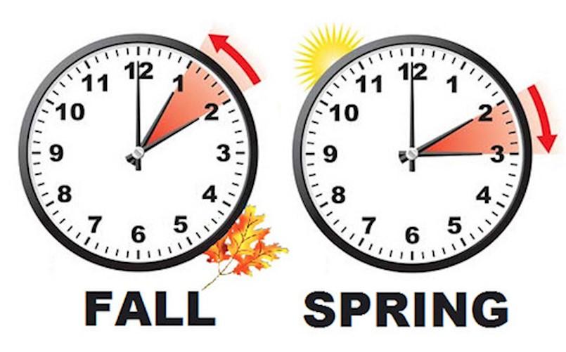 Ljetno računanje vremena počinje u nedjelju 31. ožujka 2019.