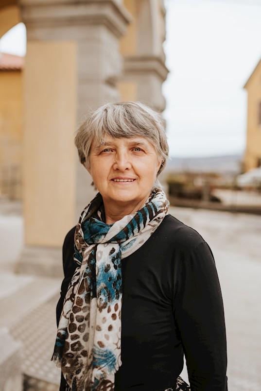 Vijećnica Nevina Miškulin traži što hitniju obnovu i učvršćivanje gradilišne ograde kod hotela Fortuna u Rapcu