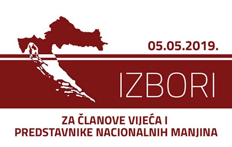 Obavijest o izborima članova vijeća nacionalnih manjina i izborima predstavnika nacionalnih manjina u jedinicama lokalne i područne (regionalne) samouprave