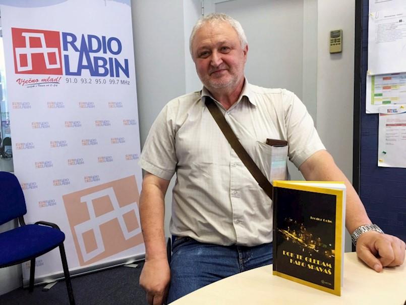 U Raši večeras promocija zbirke pjesama Teodora Goba ''Dok te gledam kako spavaš''