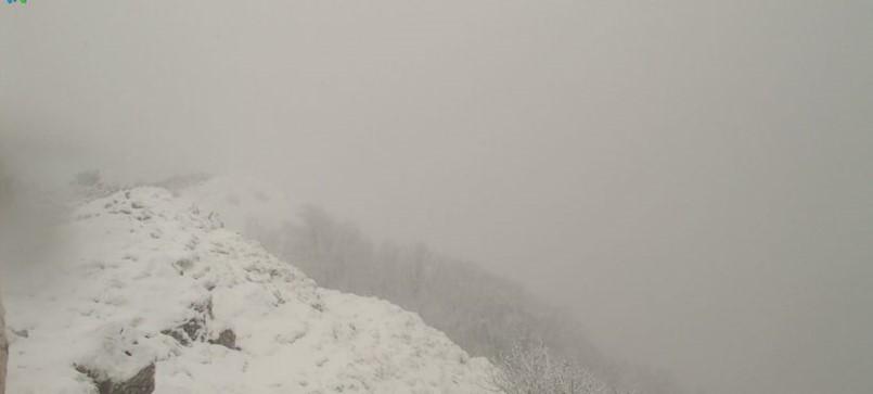 Na Učki pao snijeg, u većem dijelu Istre zabilježena obilnija kiša | U Labinu 28 mm