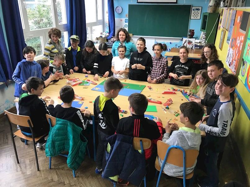 [FOTO] Osnovna škola Matije Vlačića obilježila Dan škole nizom aktivnosti