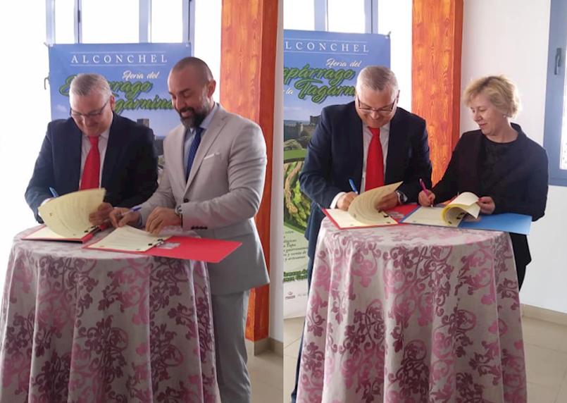 Općina Kršan potpisala Sporazum o međunarodnoj suradnji sa španjolskim Alconchelom