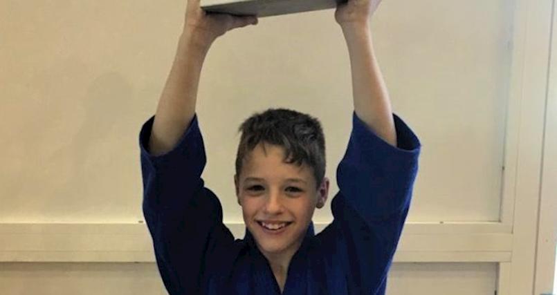 Lukas Jakovljević (JK Ippon) najbolji borac na Sakura kupu 2019. u Svetoj Nedelji | Labinskom klubu 7 odličja