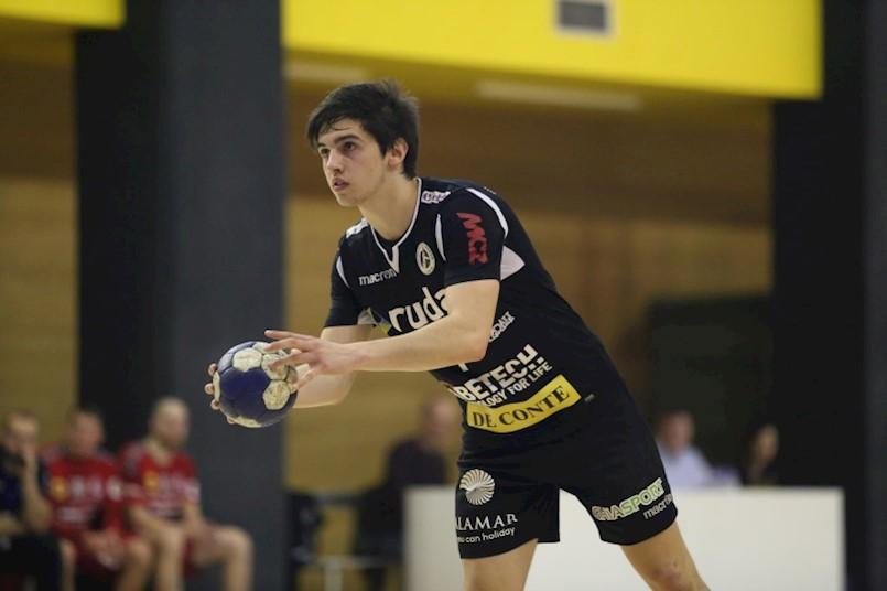 Fran Mileta ponovno pozvan u Hrvatsku juniorsku rukometnu reprezentaciju