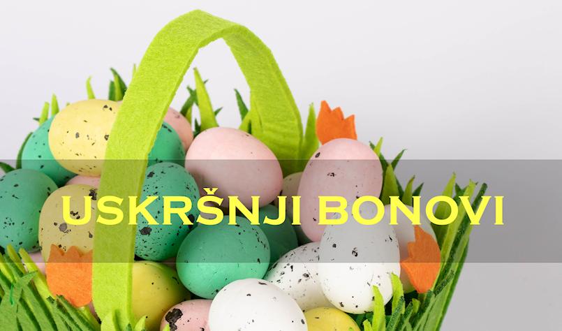 Općina Kršan: Obavijest o podjeli bonova povodom Uskršnjih blagdana