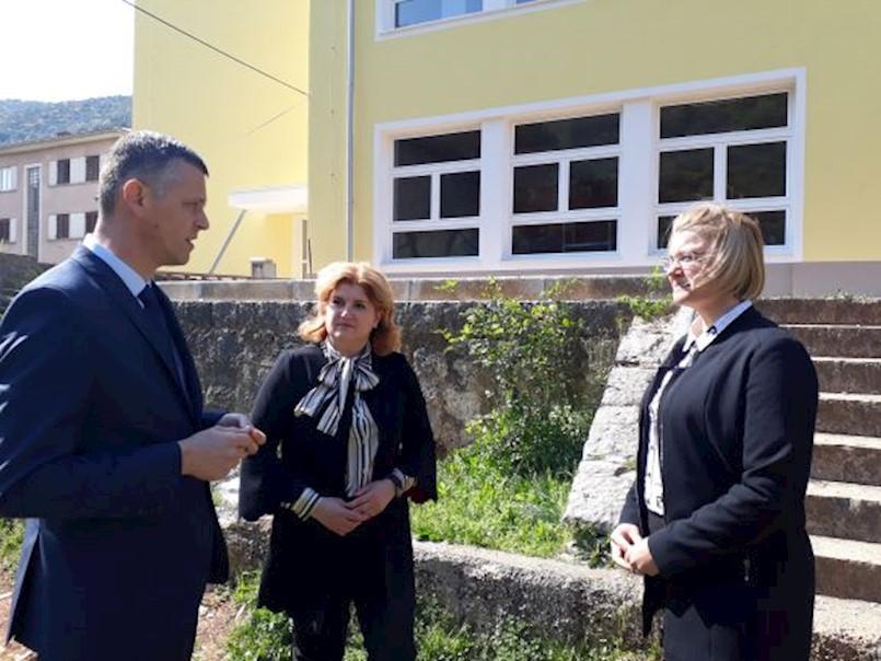 Župan obišao gradilište raške osnovne škole