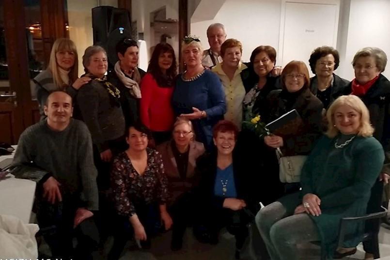 Pjesnici u La Loggi recitirali pjesme na labinskoj cakavici