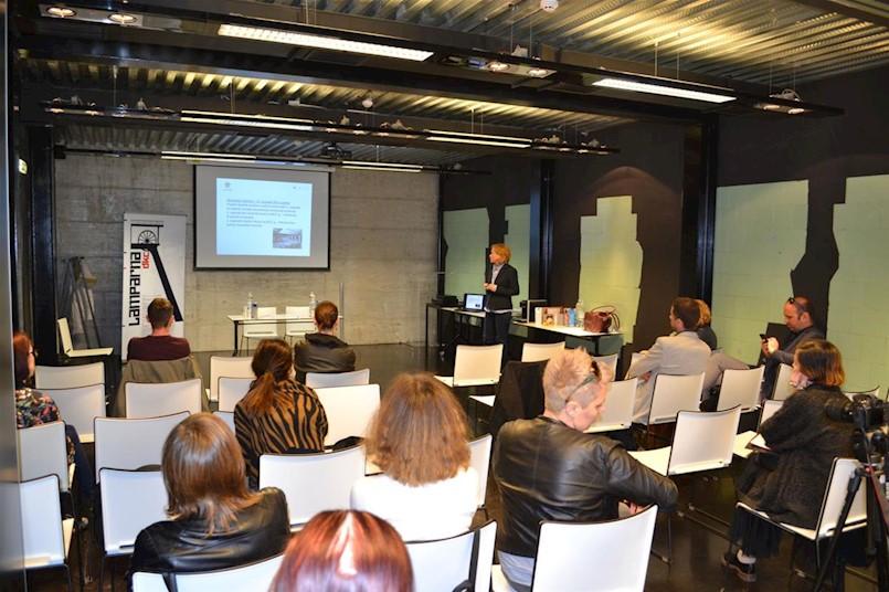 """Održana prva rasprava u sklopu projekta """"DKC Lamparna"""" o budućoj namjeni rudarskog kupatila"""